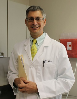 Podiatrist Richard Conti serving Boothwyn Jennersville and Kennett Square, PA and Newark, DE