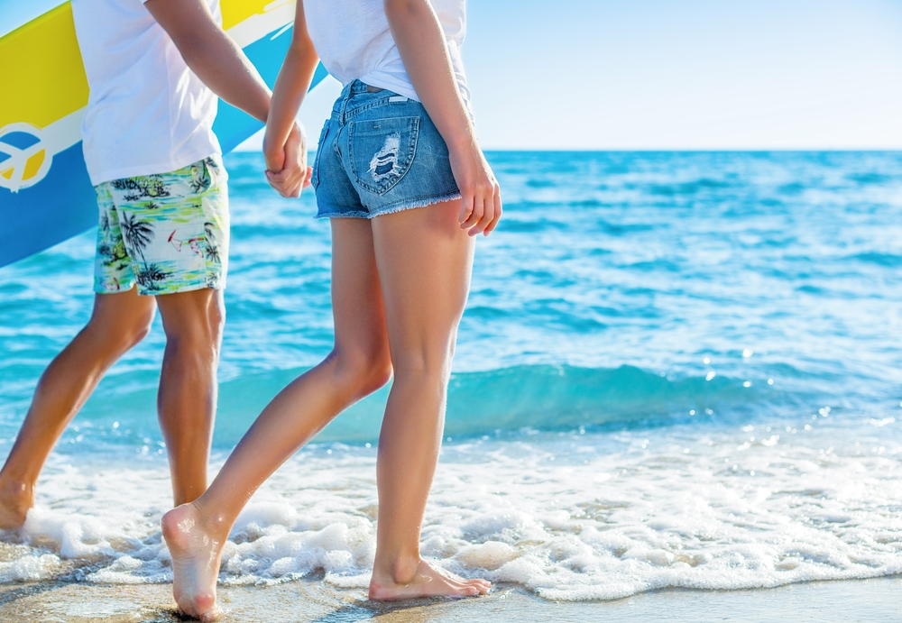 skin cancer on foot and toenails evaluation