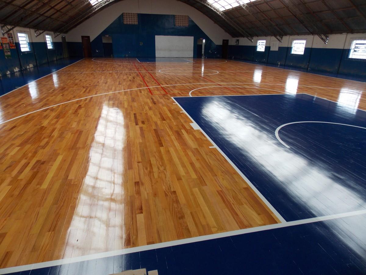 Quadras Esportivas -