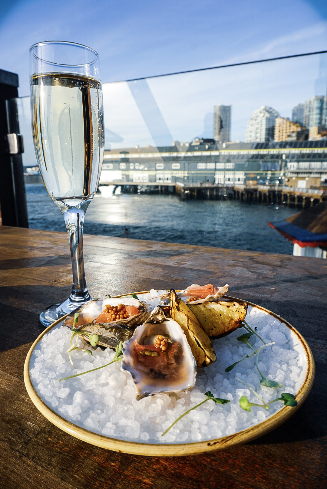 Freshly Shucked Local Oysters with Grapefruit Mignonette.jpg