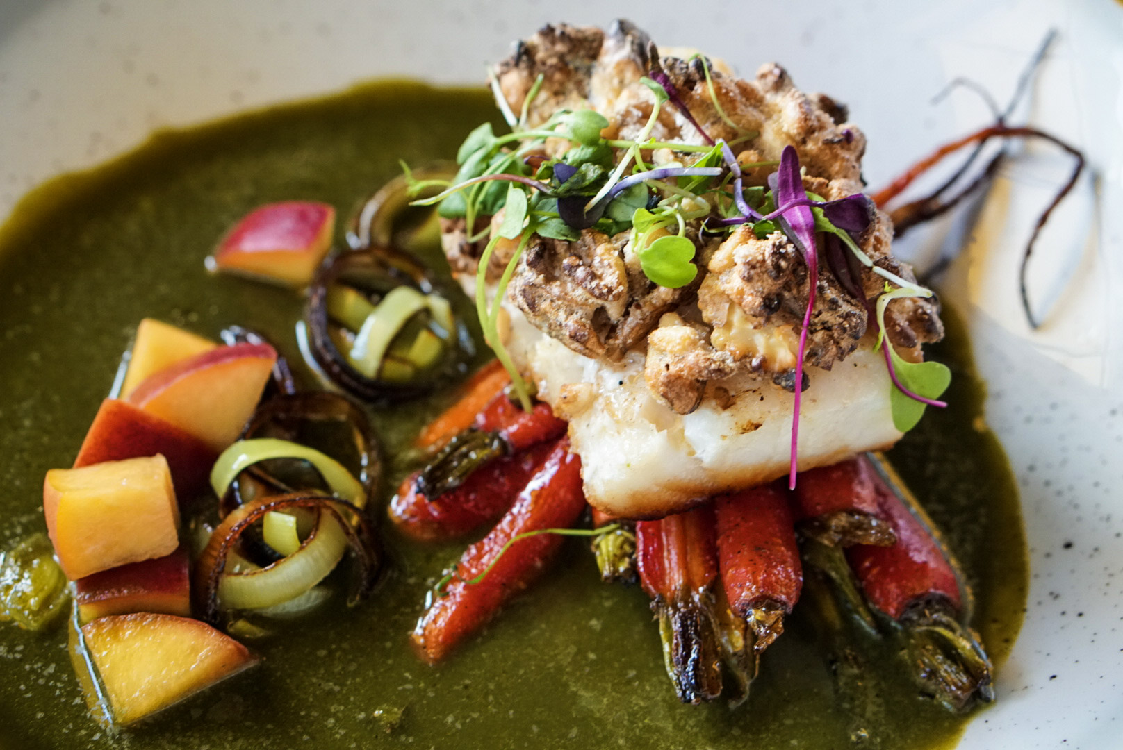 Pine Nut and Walnut Crusted Pacific Cod (close).jpg