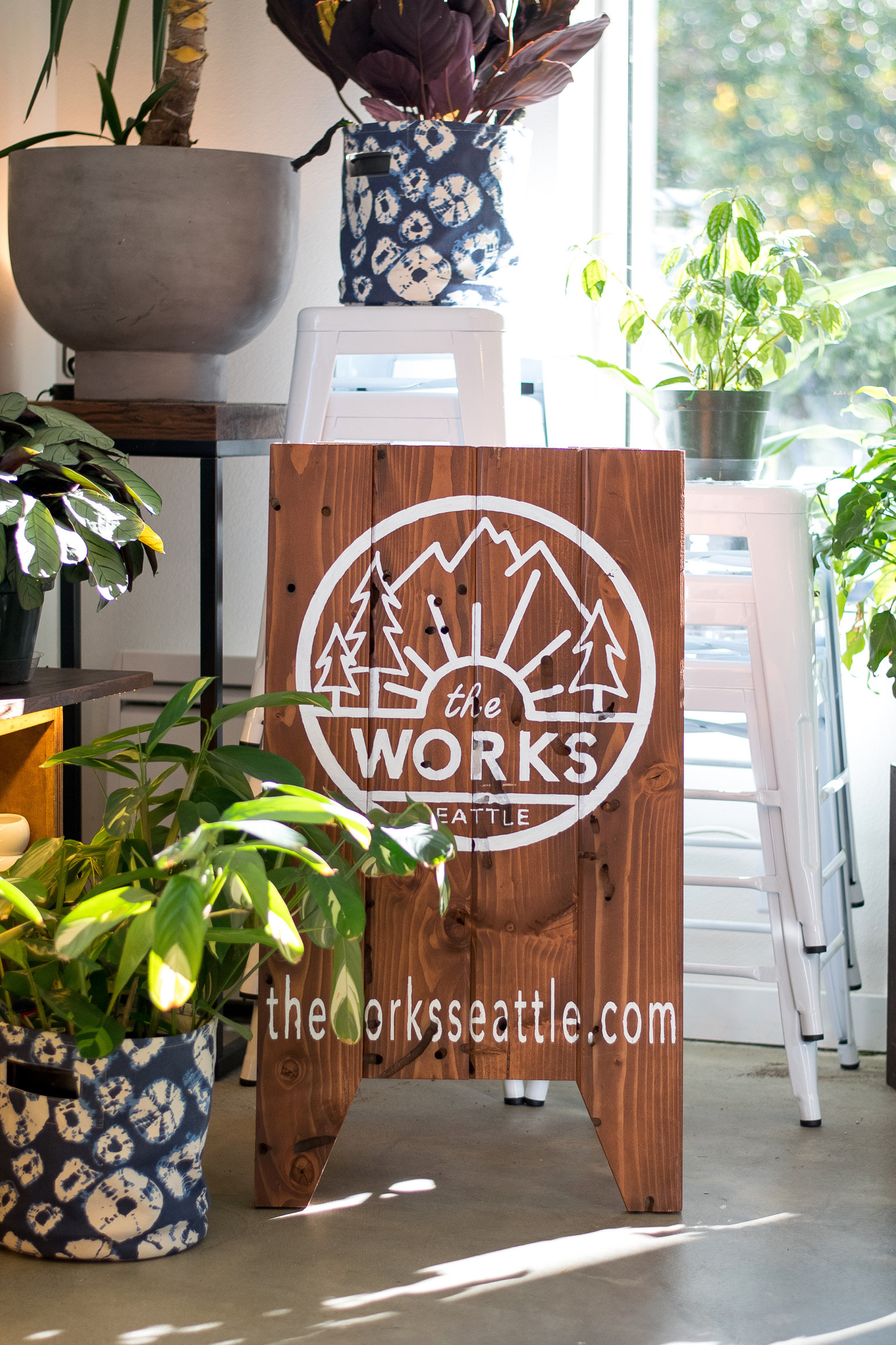 Find conversation, community and connection at The Works Seattle.