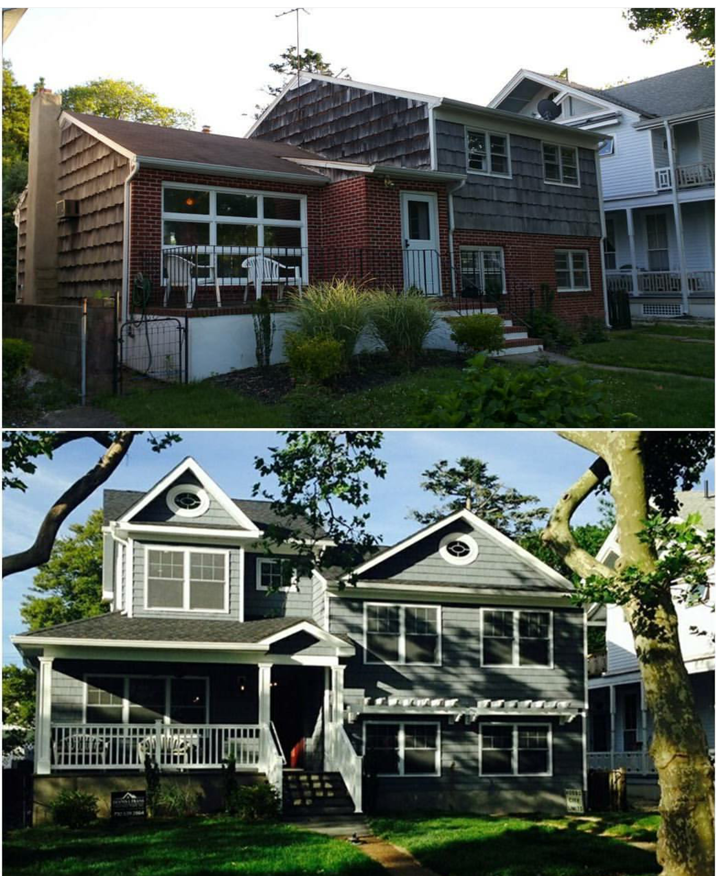 Renovation &Addition in Belmar, NJ