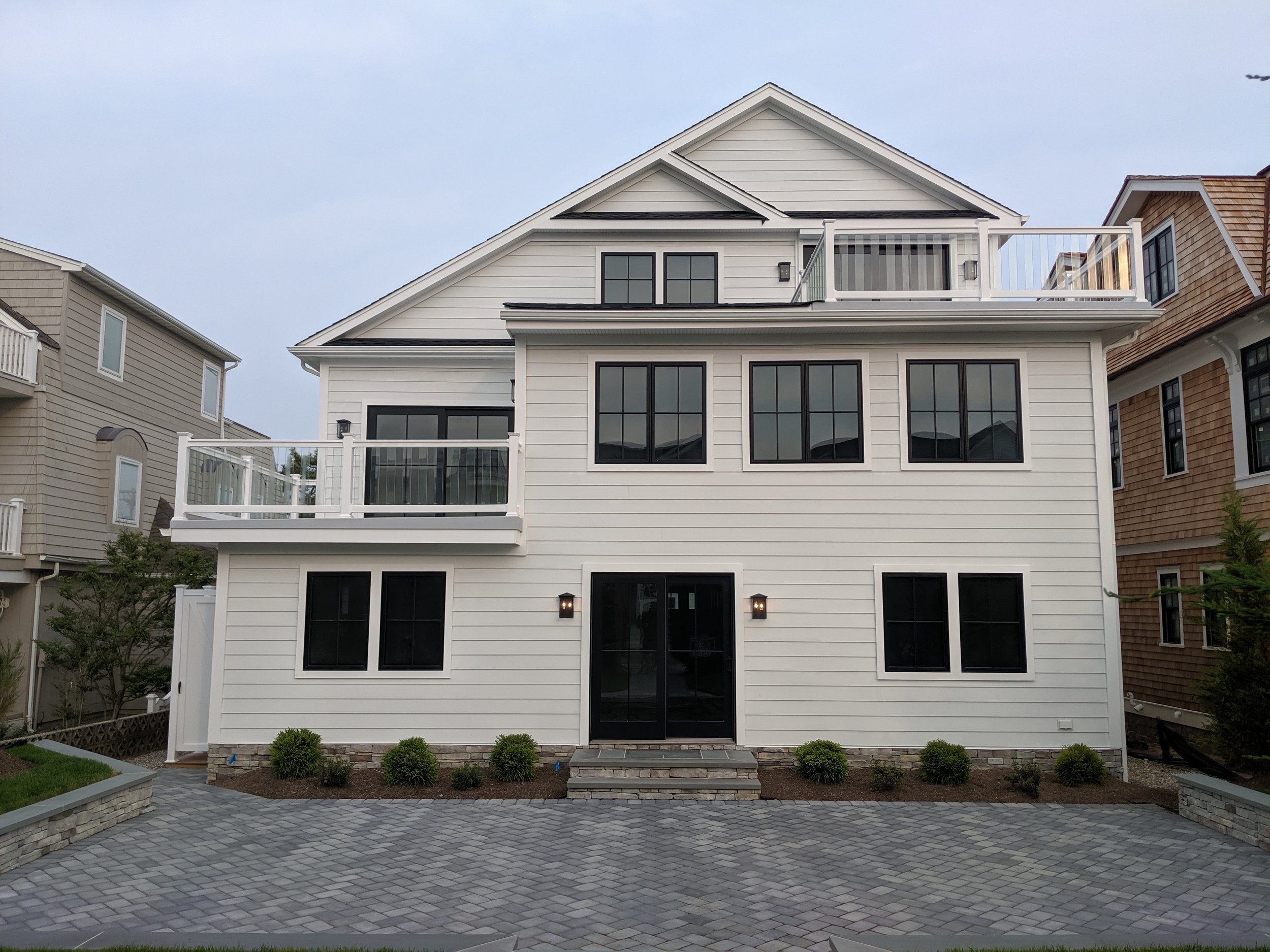 complete renovation in sea girt, nj