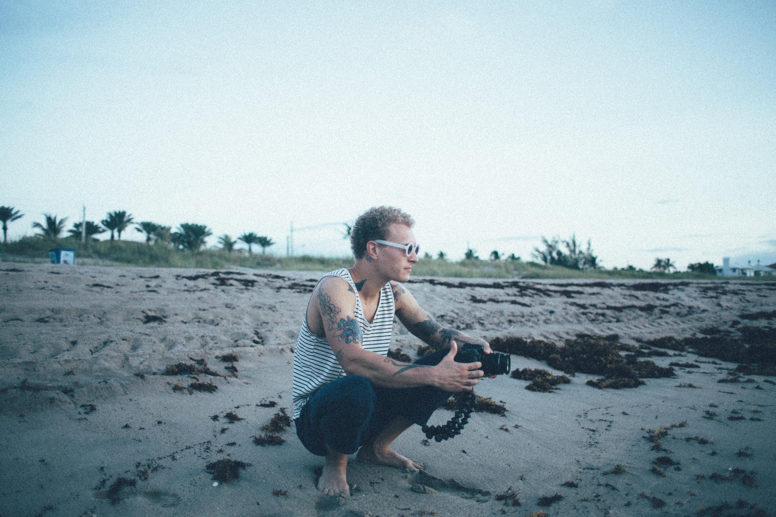 Nate at Delray Beach Cloudy Sunrise (5 of 19).jpg