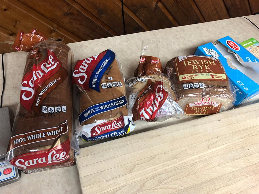 Robertson's Sandwich bread