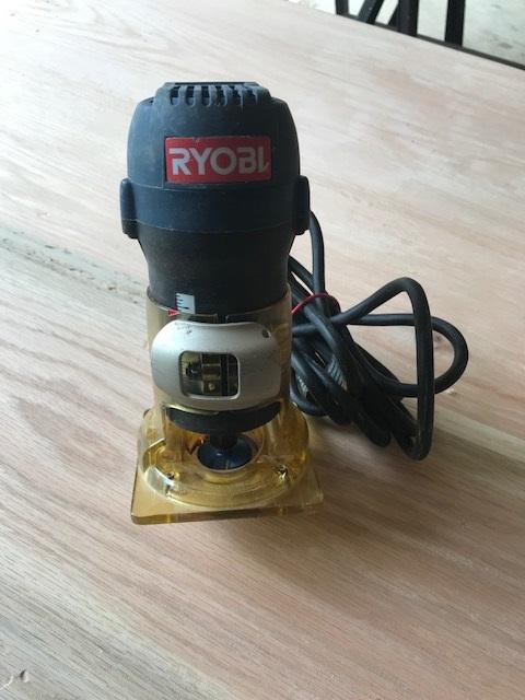 Ryobi Trim Router