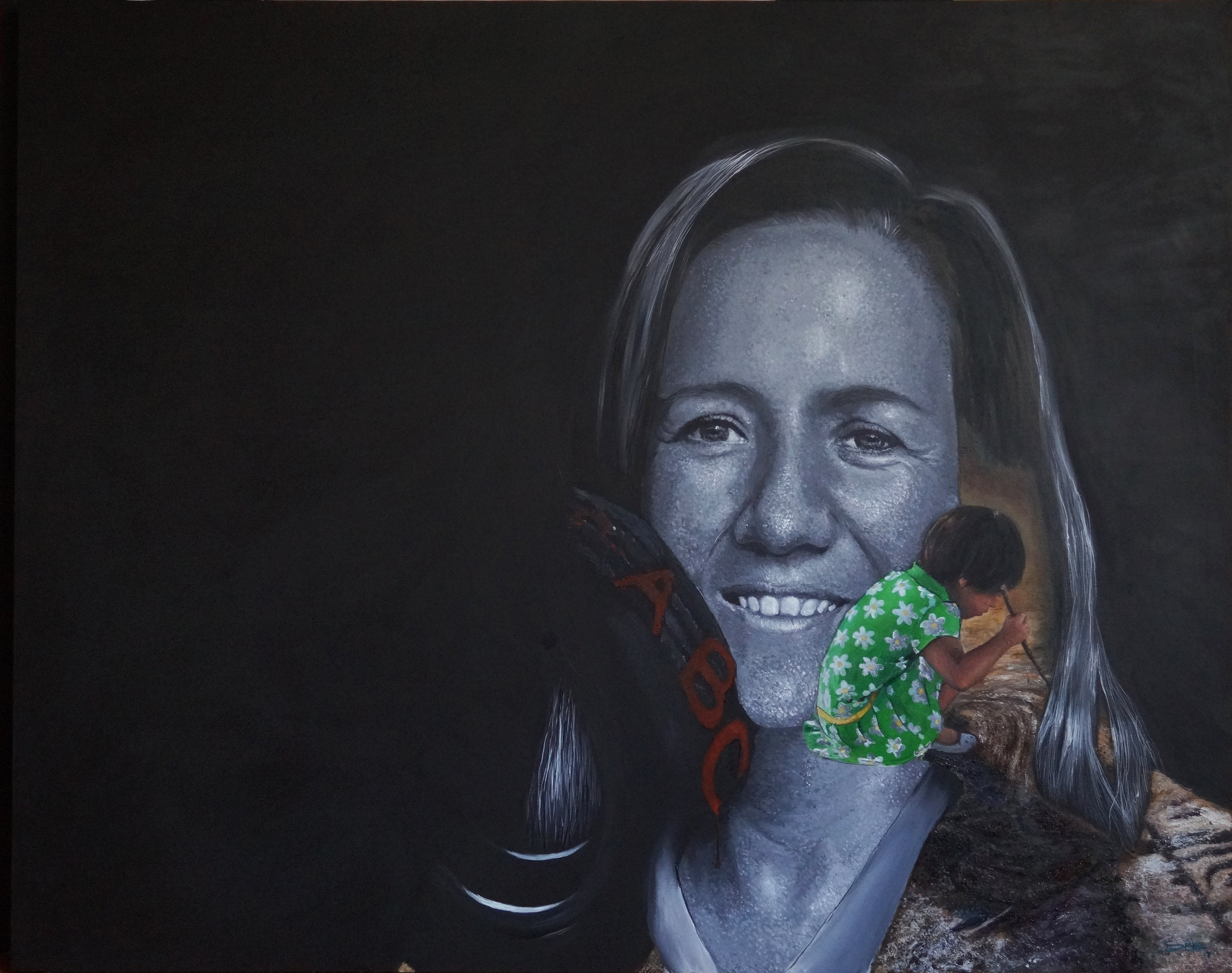 Margarita Acrylic-canvas 120x150cm 2017.jpg