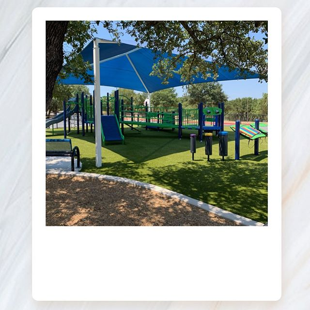 Elementary school with Playground Grass! 😊 — #foreverlawn #foreverlawntexas #texas #artificial #turf #artificialturf #artificialgrass #austintexas #austin #austintx #texas #highquality #lowmaintenance #commercial #fun #grass #community #grass #playground #play #area #school #elementary