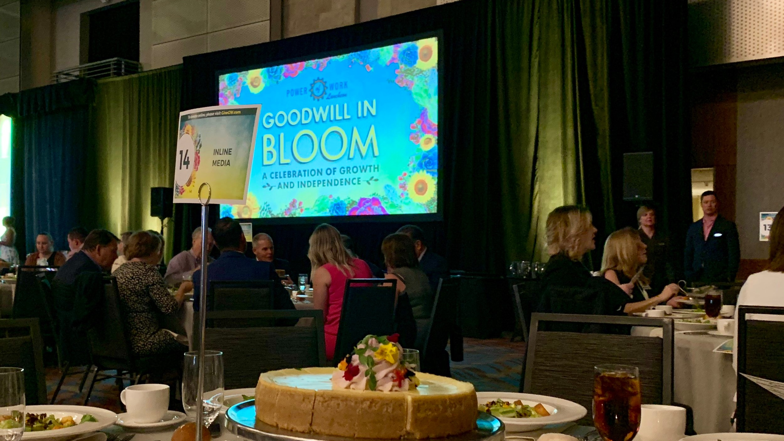 Goodwill in Bloom – How Goodwill Changes Lives Through the Power of Work - 4.11.19 | Susan Penta