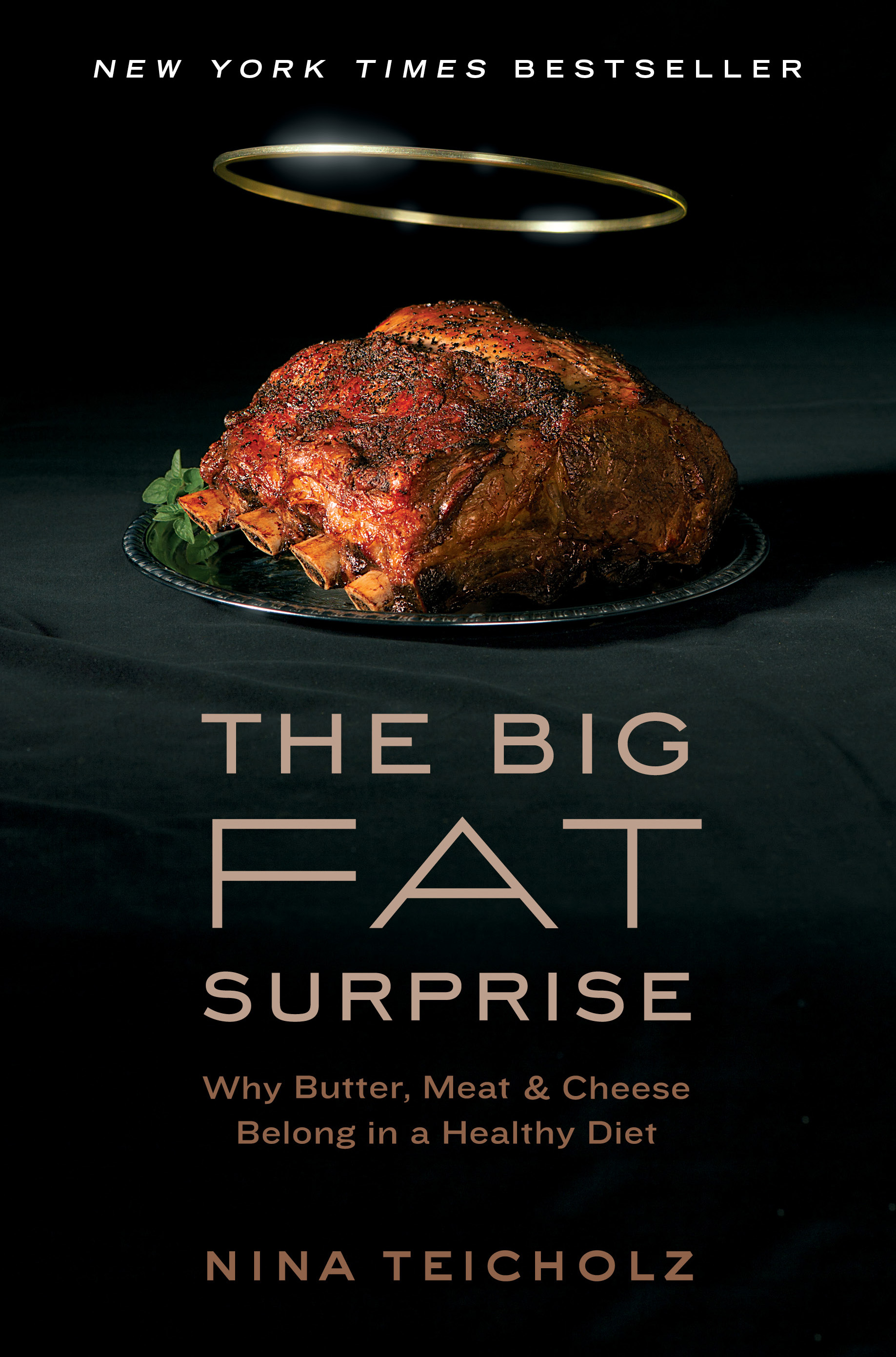 The Big Fat Surprise - If you have ever found yourself on the low fat train, believing myths like egg yolks contribute to heart disease, or want to know more about how politics influence the government food recommendations, you NEED to read this. Nina Teicholz is not a nutritionist with an agenda, but an investigative journalist whose curiosity led her to dig into the potent question: where did Americas fear of fat come from? Who even decided those Government Nutritional Guidelines? Is their bias involved? Spoiler alert…juicy answers inside.Buy Here!