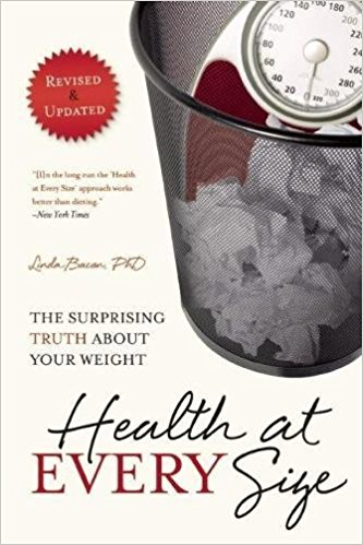 Health at Every Size - The first and foremost book I recommend to anyone who is ready to pursue intuitive living, eating, and looking into the science of WHY DIETS DON'T WORK. This is a foundational book I recommend everyone reading. Be prepared to encounter some eye opening science in here.Buy Here!