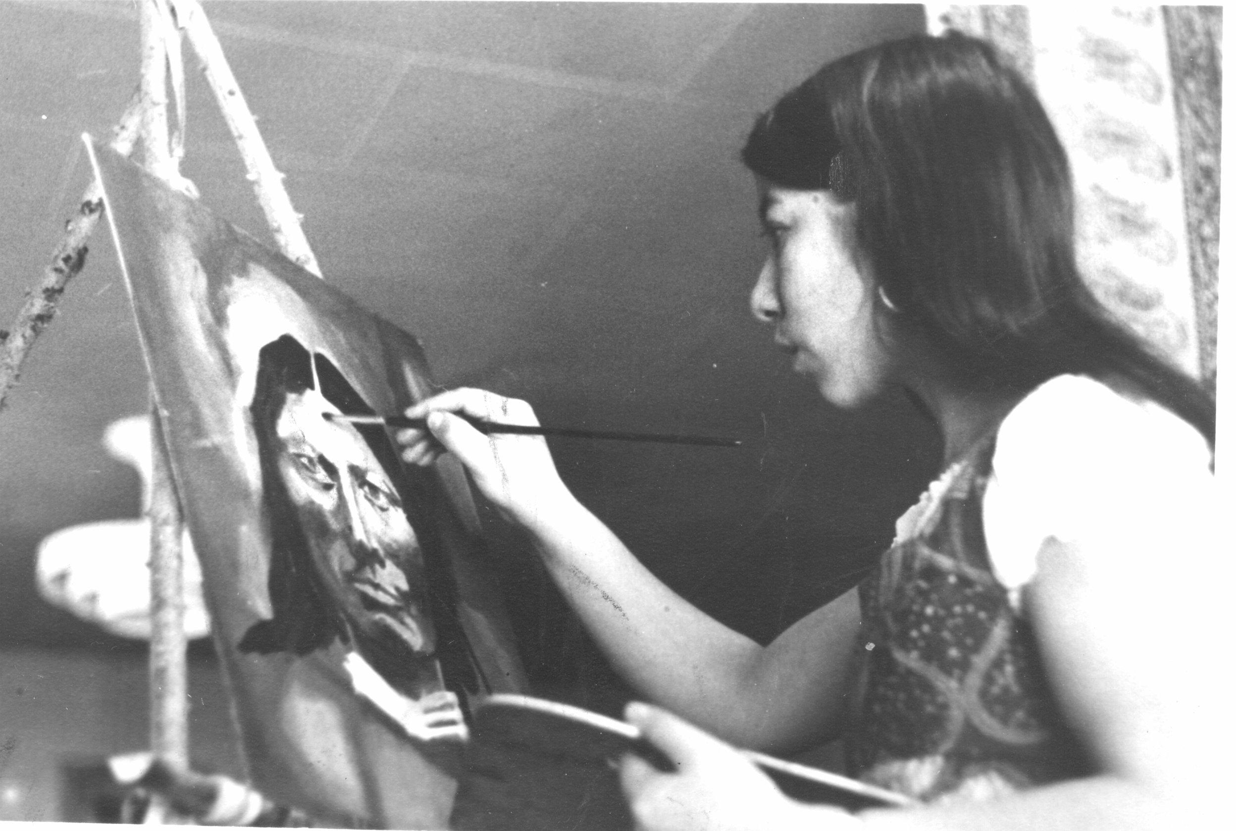 lorraine garcía-nakata, 1970, Wauconda, Washington