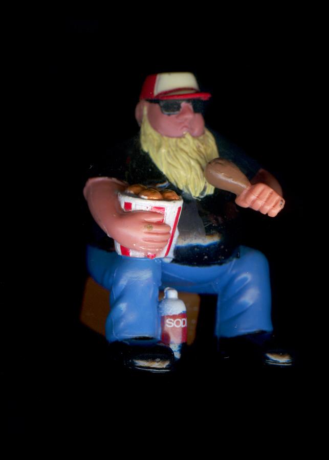 Flea Market Fred (Homies Figurine)