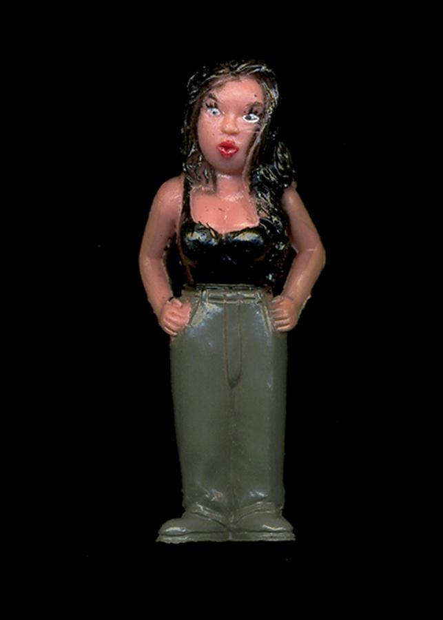 Cha Cha (Homies Figurine)
