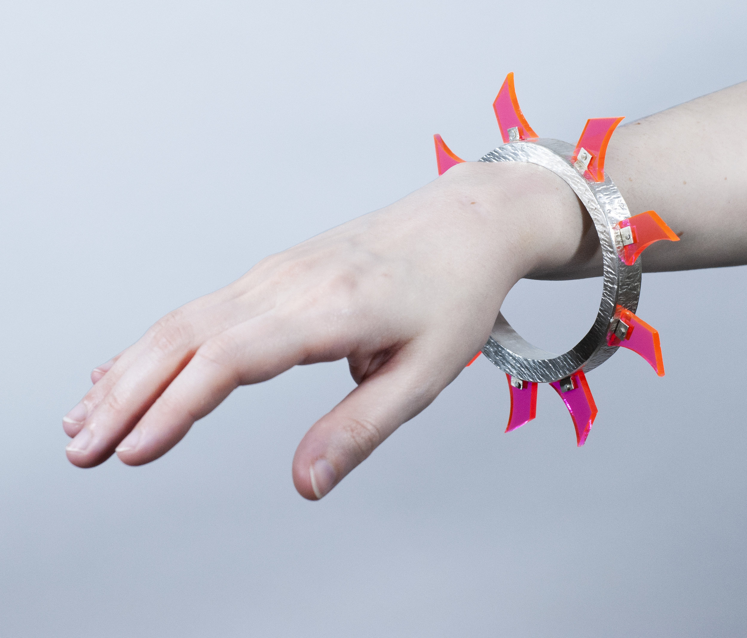 The Gift of Fear, Bracelet
