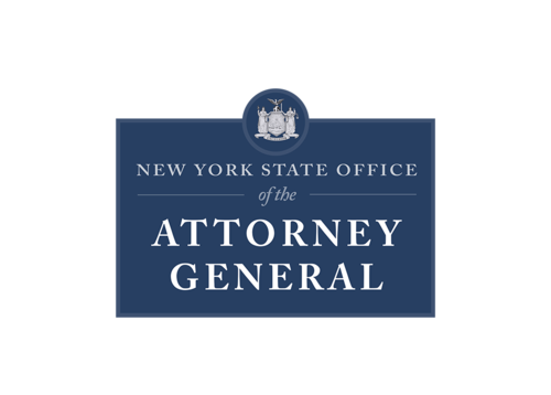 New York State Attorney General logo
