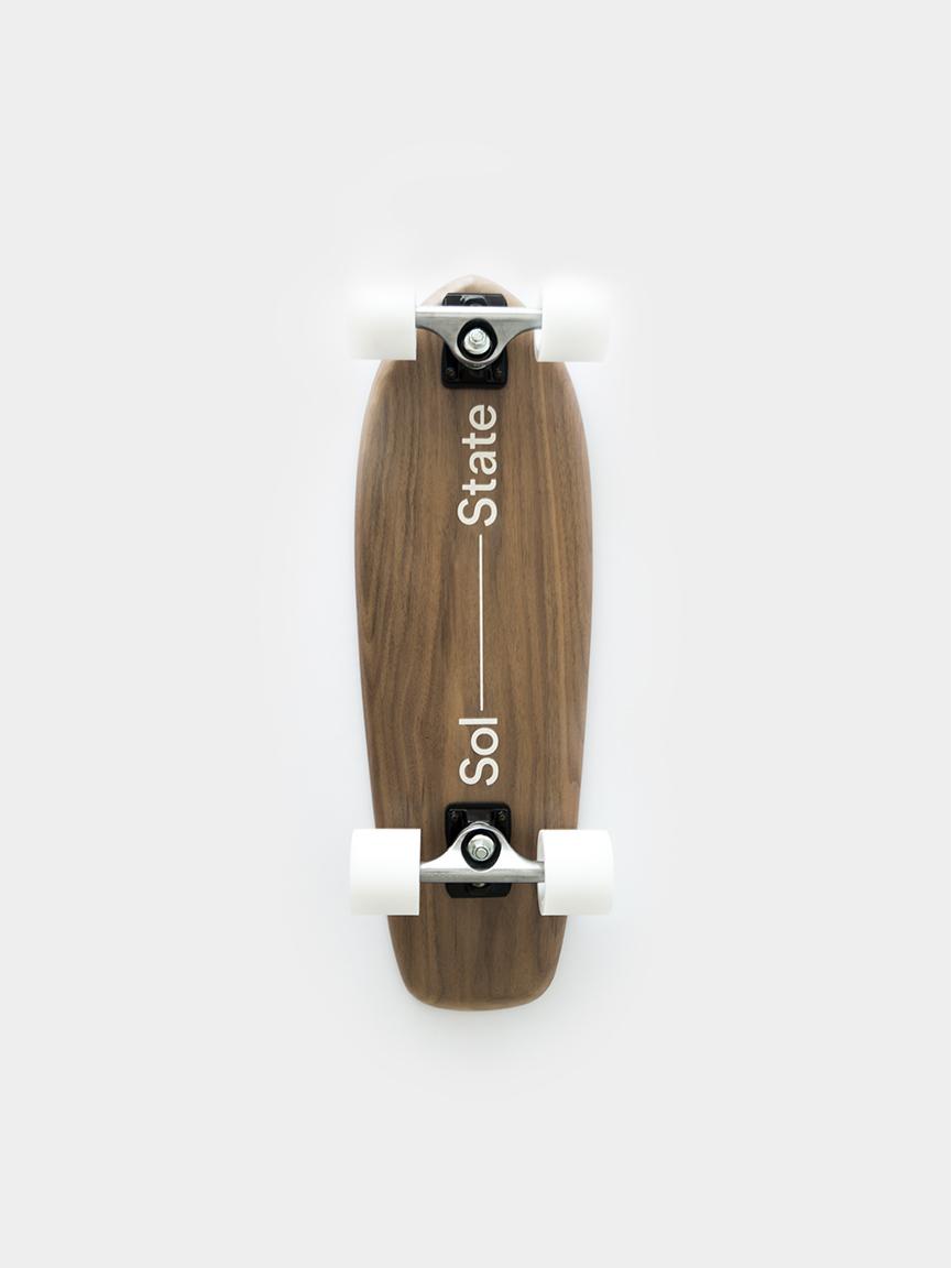 Cruiser Skateboard  Design