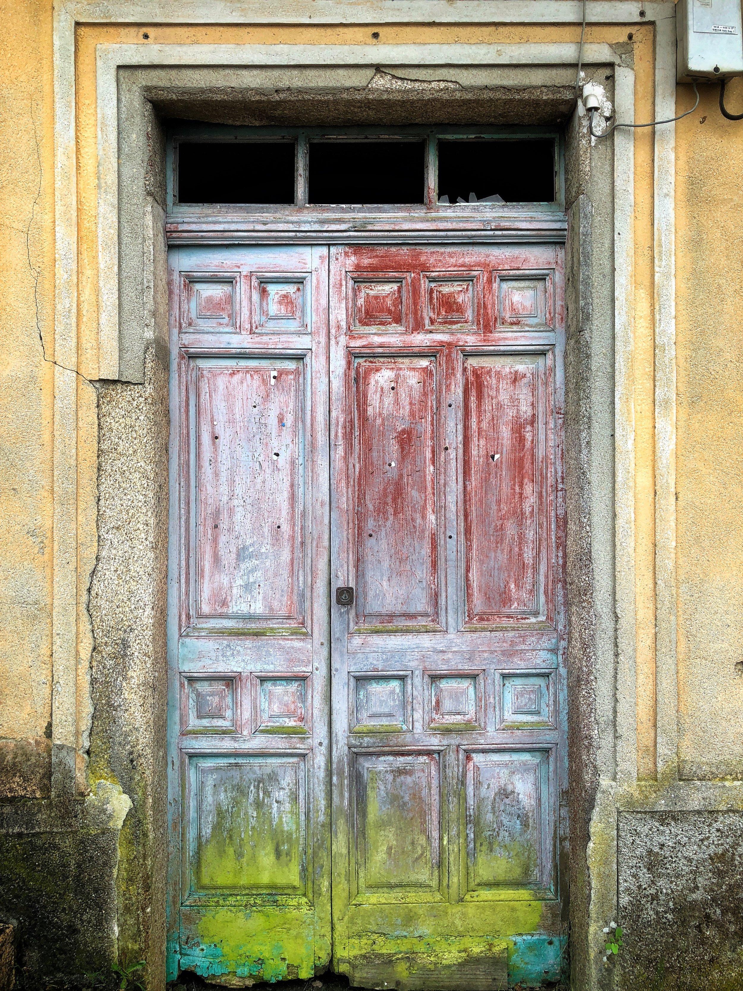 Spain Door #2