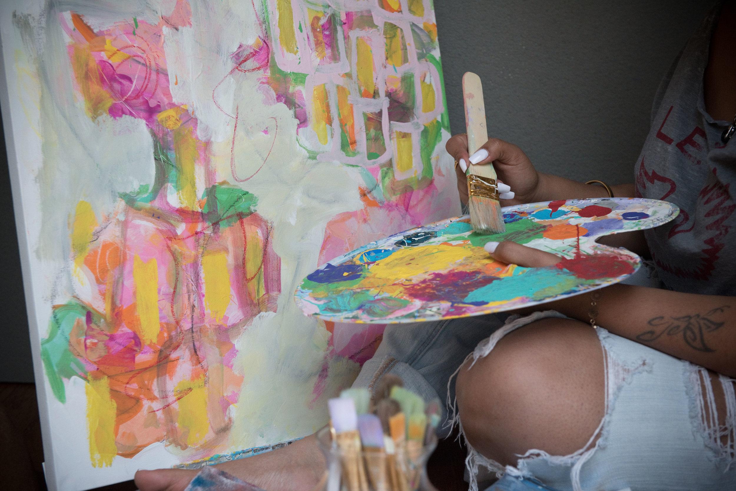 Art - Life Coaching