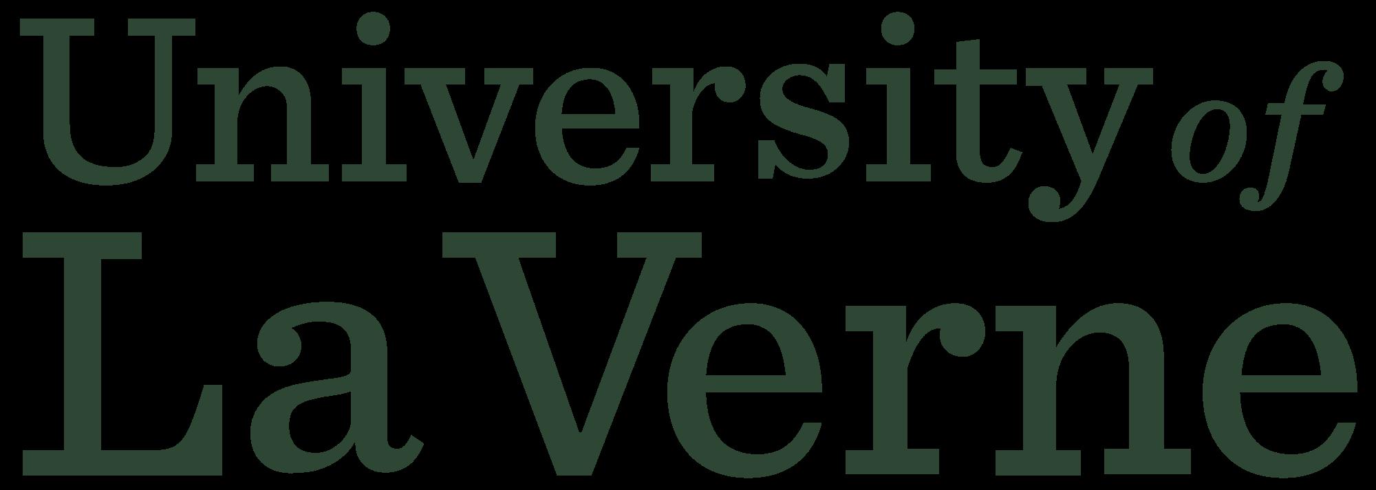 University of La Verne Logo
