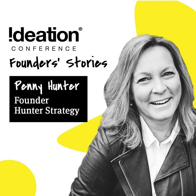 🎤 2019 SPEAKER 🎤⠀ ⠀ Penny Hunter has been coaching individuals and organizations for a few decades. With a background in broadcasting, advertising and branding, this award-winning creative understands the difference between a good idea and an executable idea that will take off. Penny previously served as the VP of Marketing/Communication for International Justice Mission. She has helped feature films, software companies and non profits build a solid brand and reach their goals. Penny is an author and speaker who is launching What I WIsh I'd Known podcast in early 2019. @pennyhunterr⠀ ⠀ ------⠀ ⠀ Come experience life-giving stories, connect and be inspired!⠀ FOUNDER'S STORIES⠀ 🗓Sept 11-13⠀ 📍Liberty Station – San Diego, CA⠀ 🔗Register @ ideationconference.com⠀ ⠀ #IdeationConference2019 #Founders #Conference #TheIdeation #SanDiego #LibertyStation
