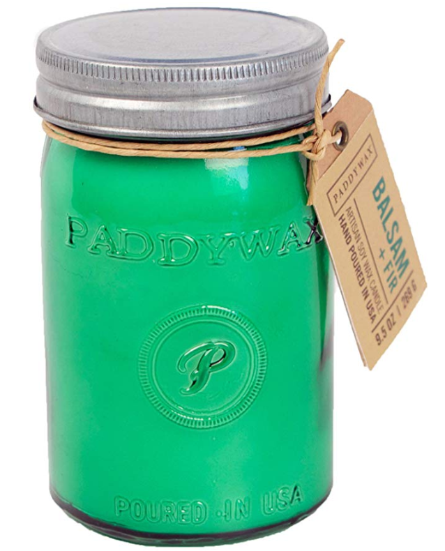 Paddywax Balsam Fir Soy Candle - $22.99