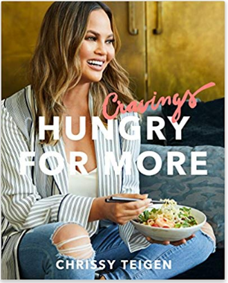 Cravings: Hungry for More by Chrissy Teigen - cookbook - $19.24