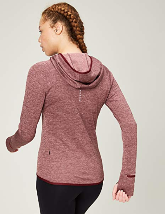 Core 10 Thermal Run Hoodie (comes in sizes XS-3X) - $24.15