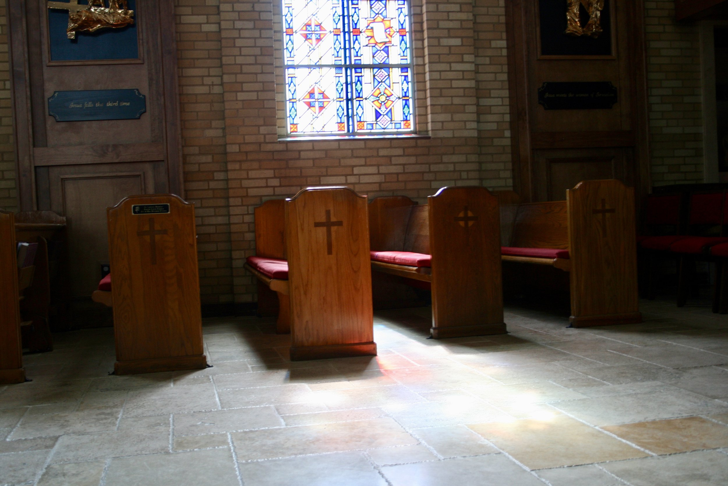 Mass & Confession Times -