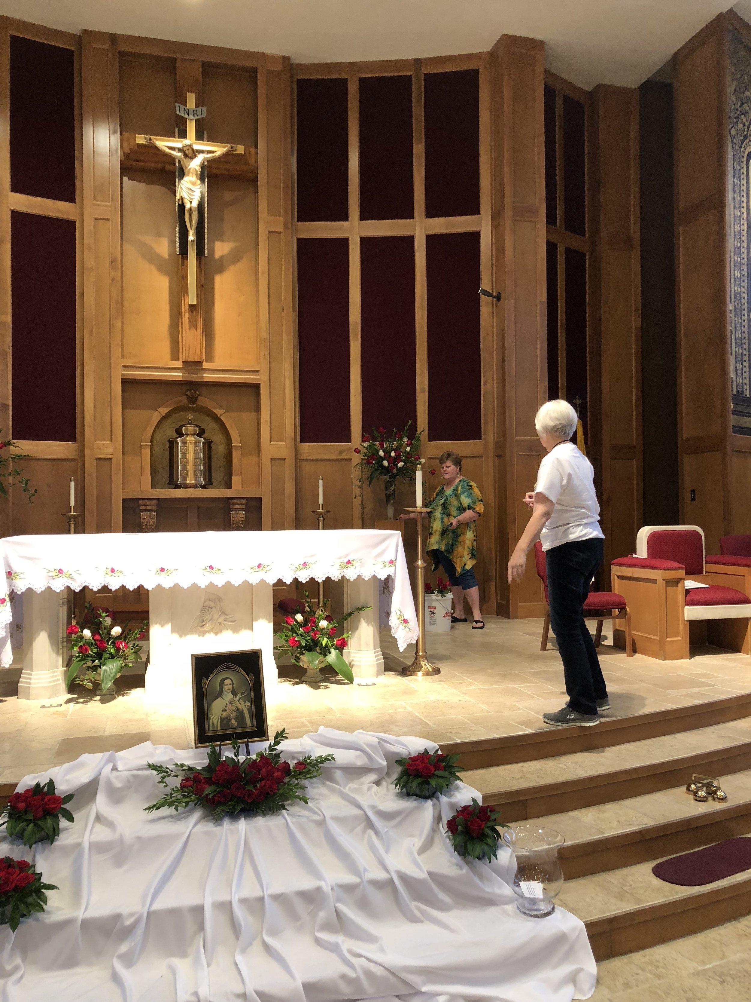 Feast of St. Thérèse