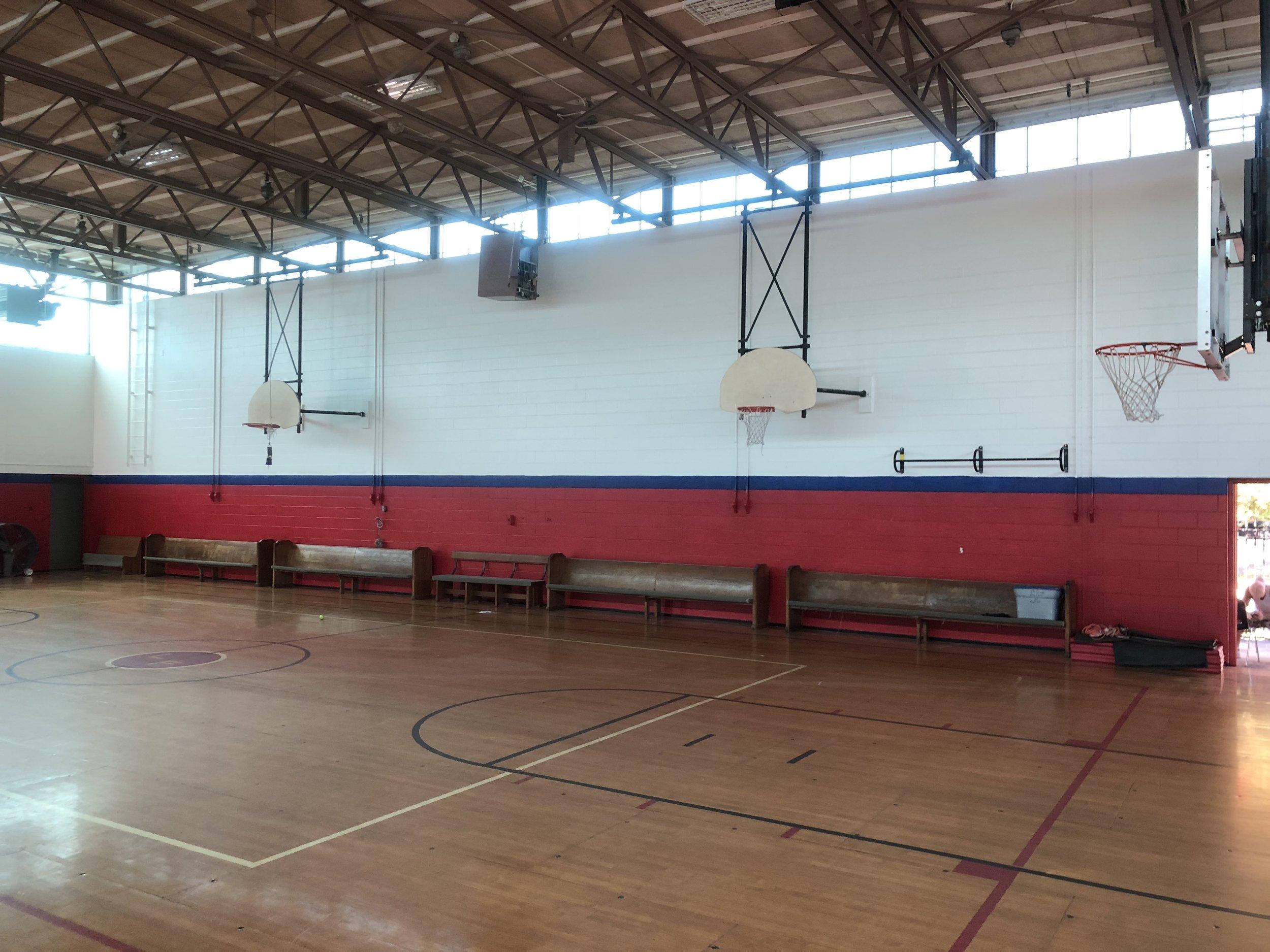 Freshly Painted Gym Jun-19