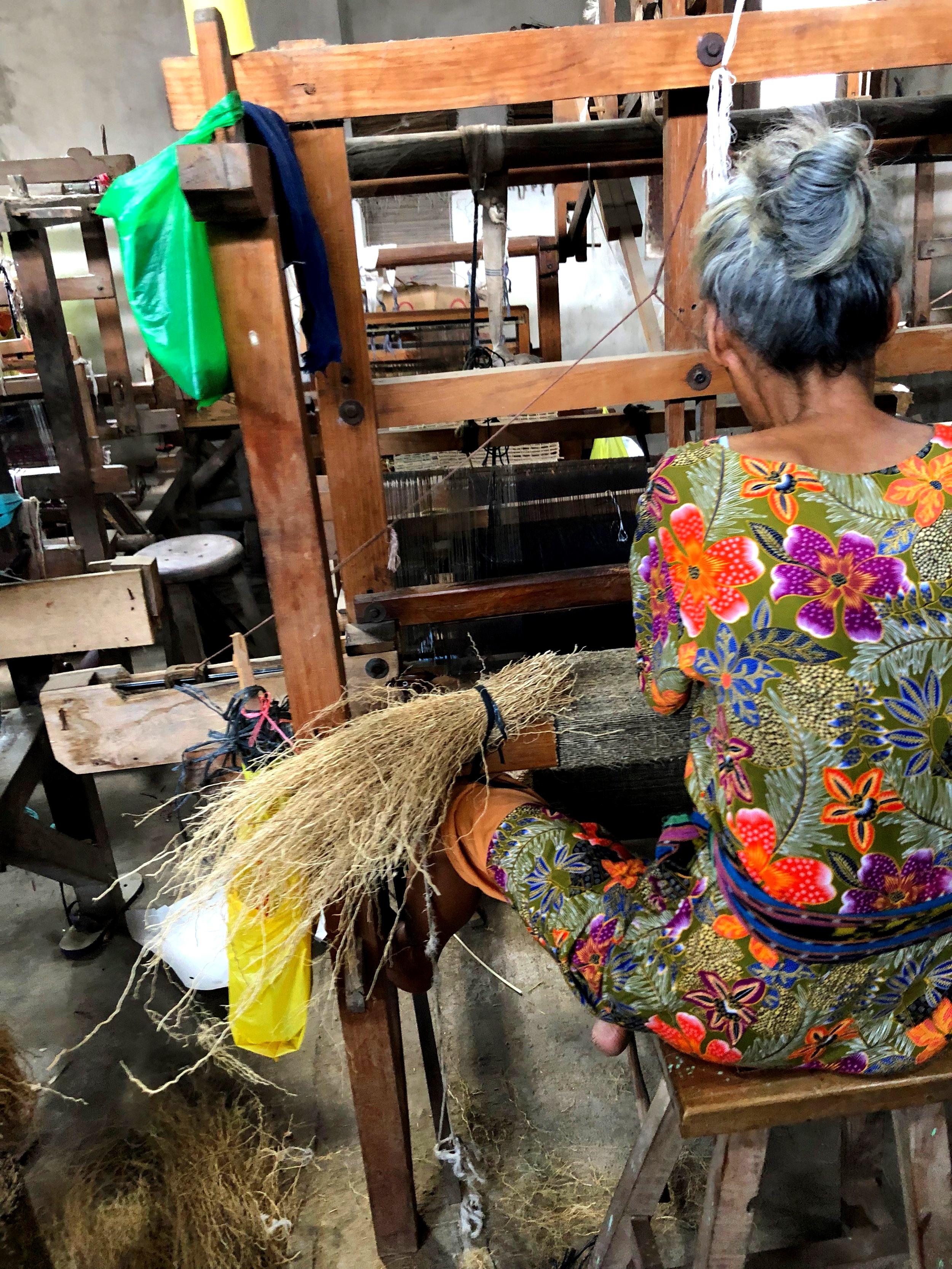 Indonesian Handwoven Crafts