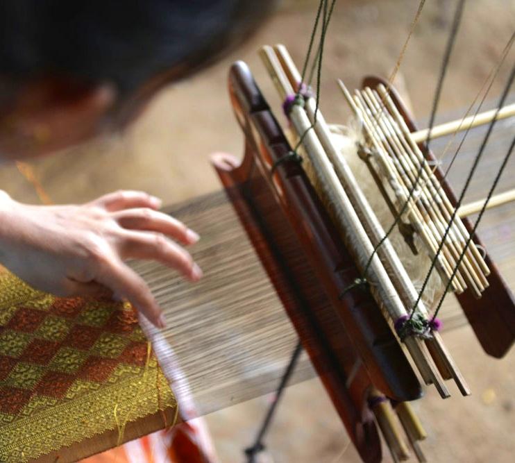 Supporting Laotian Heritage Artisans