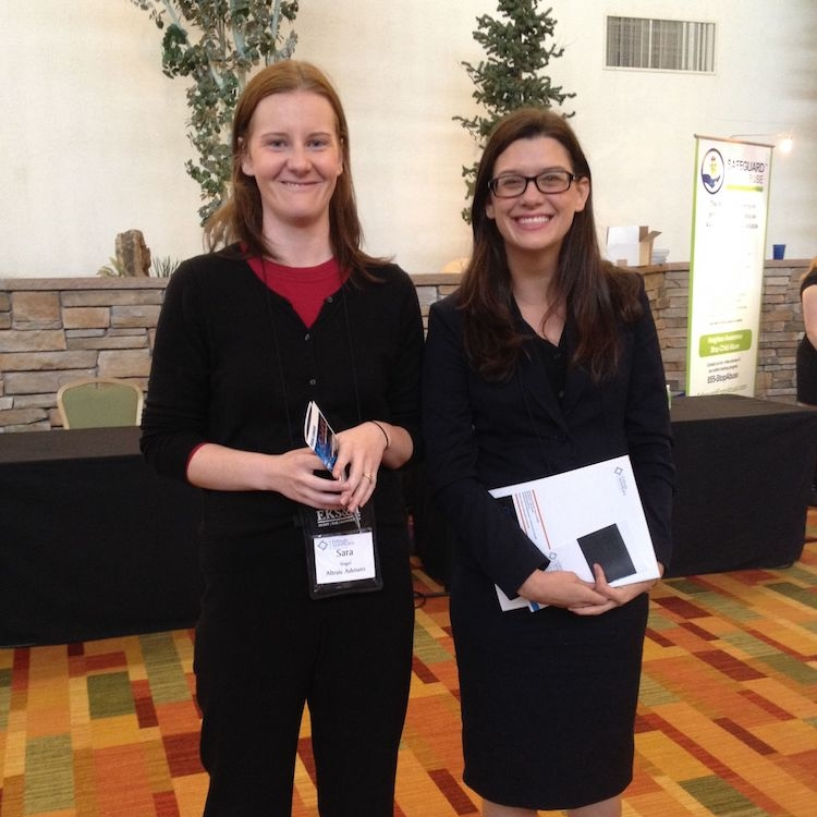 Altruic Advisors staff at the Colorado Nonprofit Association Fall Conference.