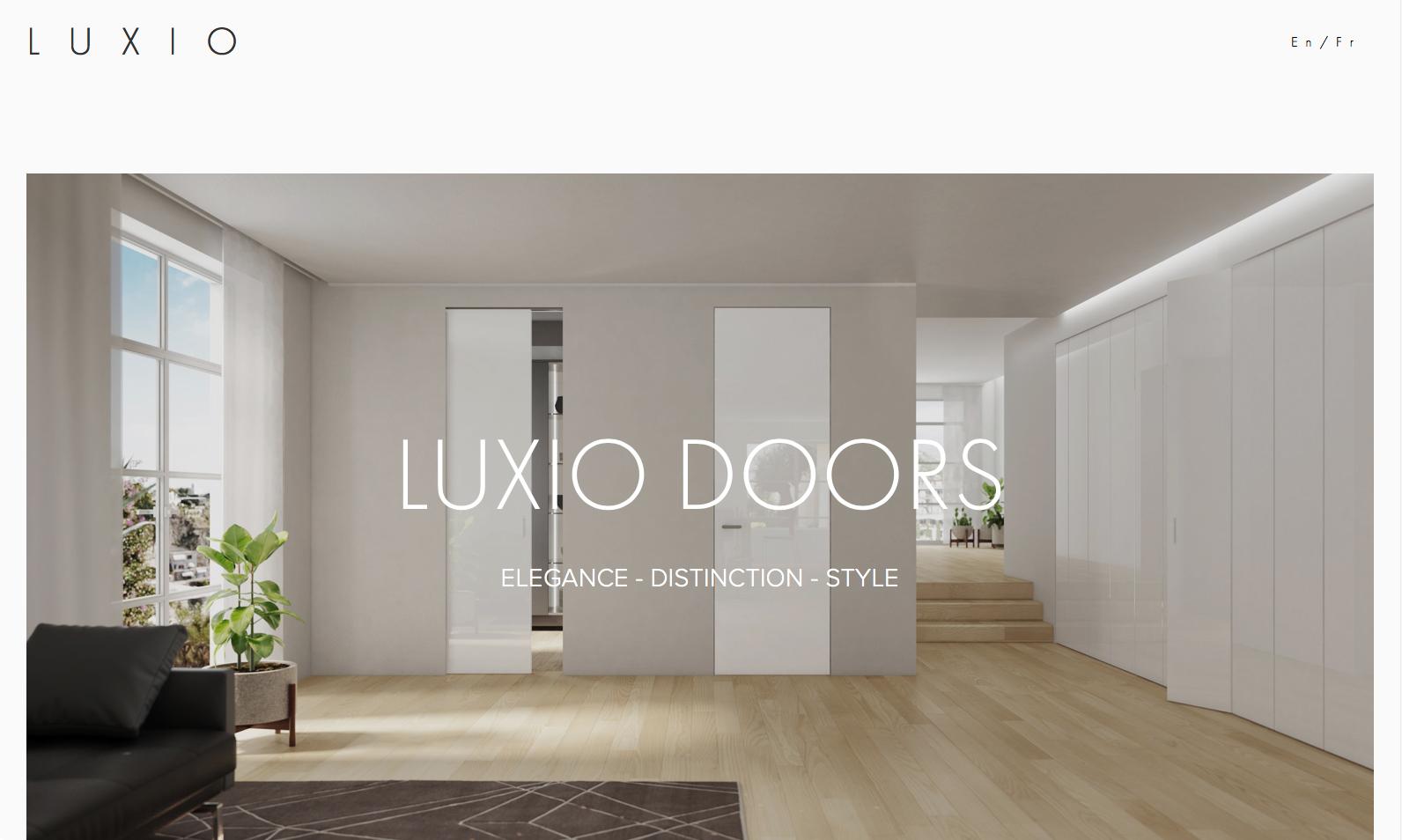 LUXIO DOORS