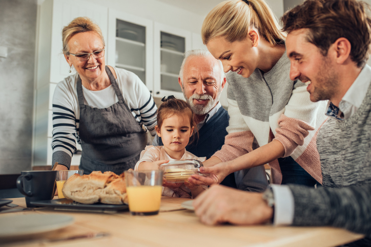 Multigenerational Families -