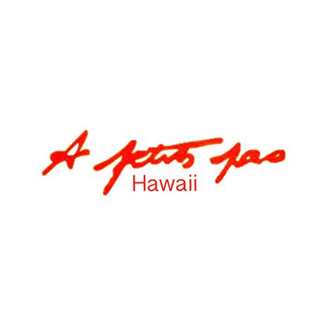 A puti pa Hawaii  アプティパ ハワイ