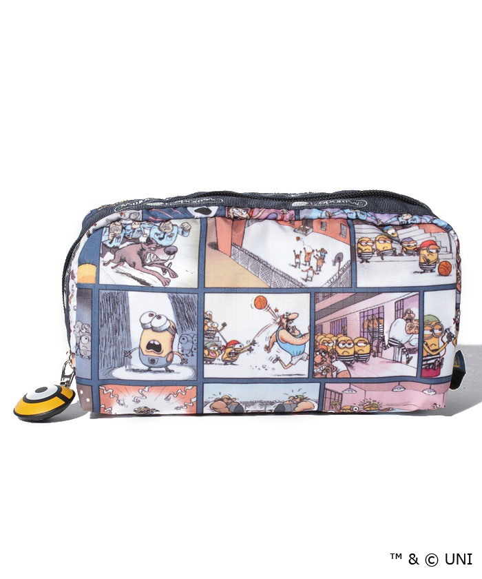 Minions Comic Rectangle Cosmetic $29.jpg
