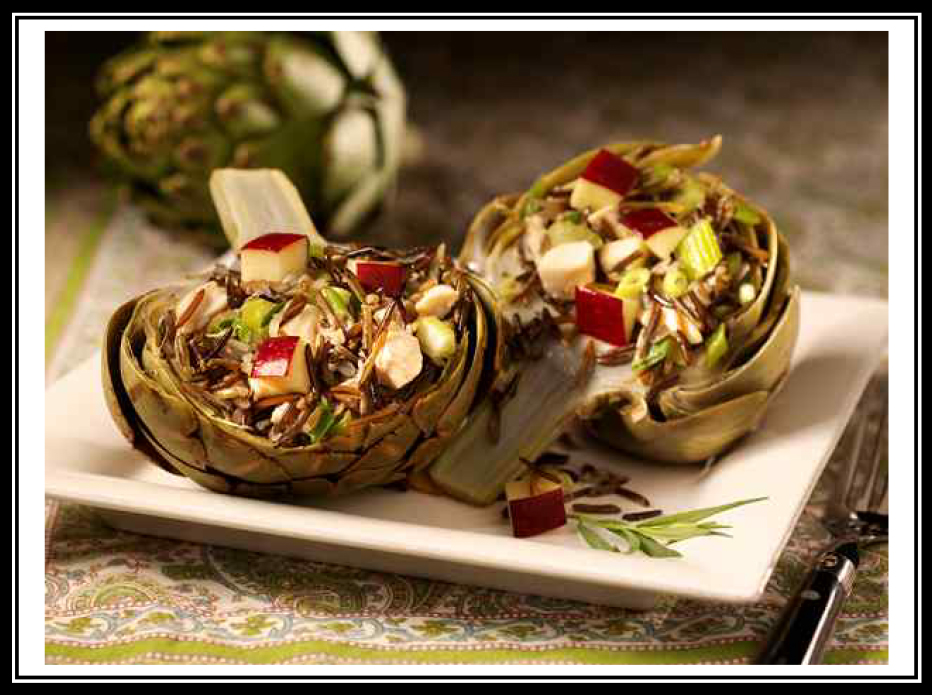 Artichokes Stuffed with Chicken and CWR.jpg