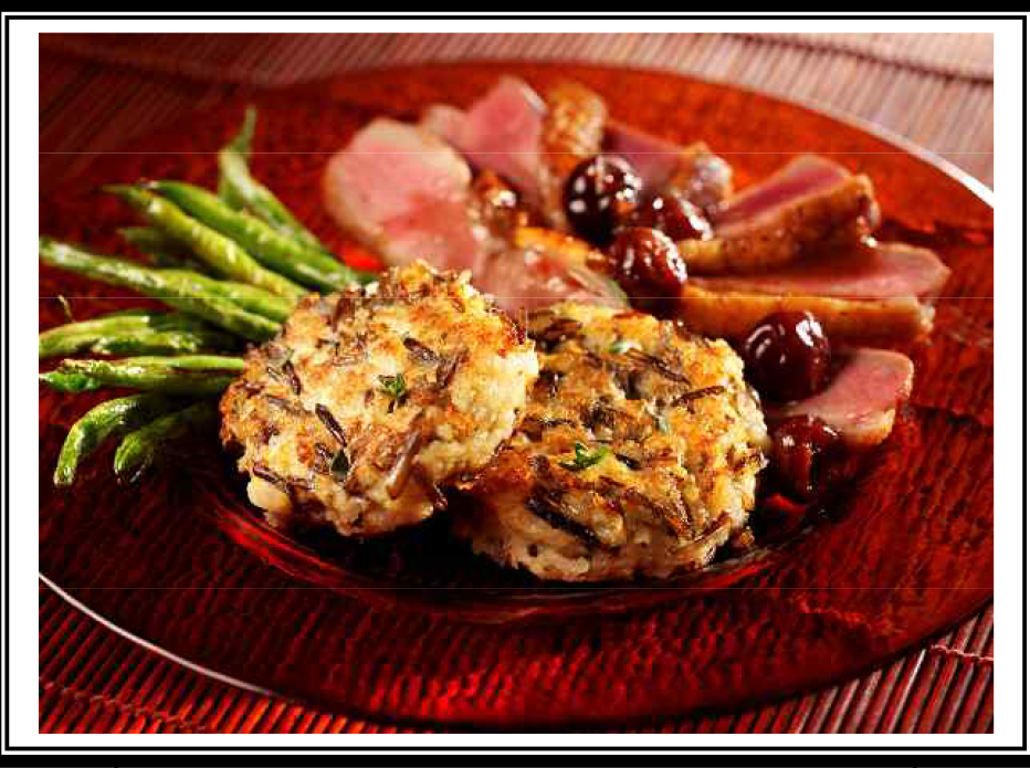 Roasted Duck Breast on CWR Risotto Cake.jpg
