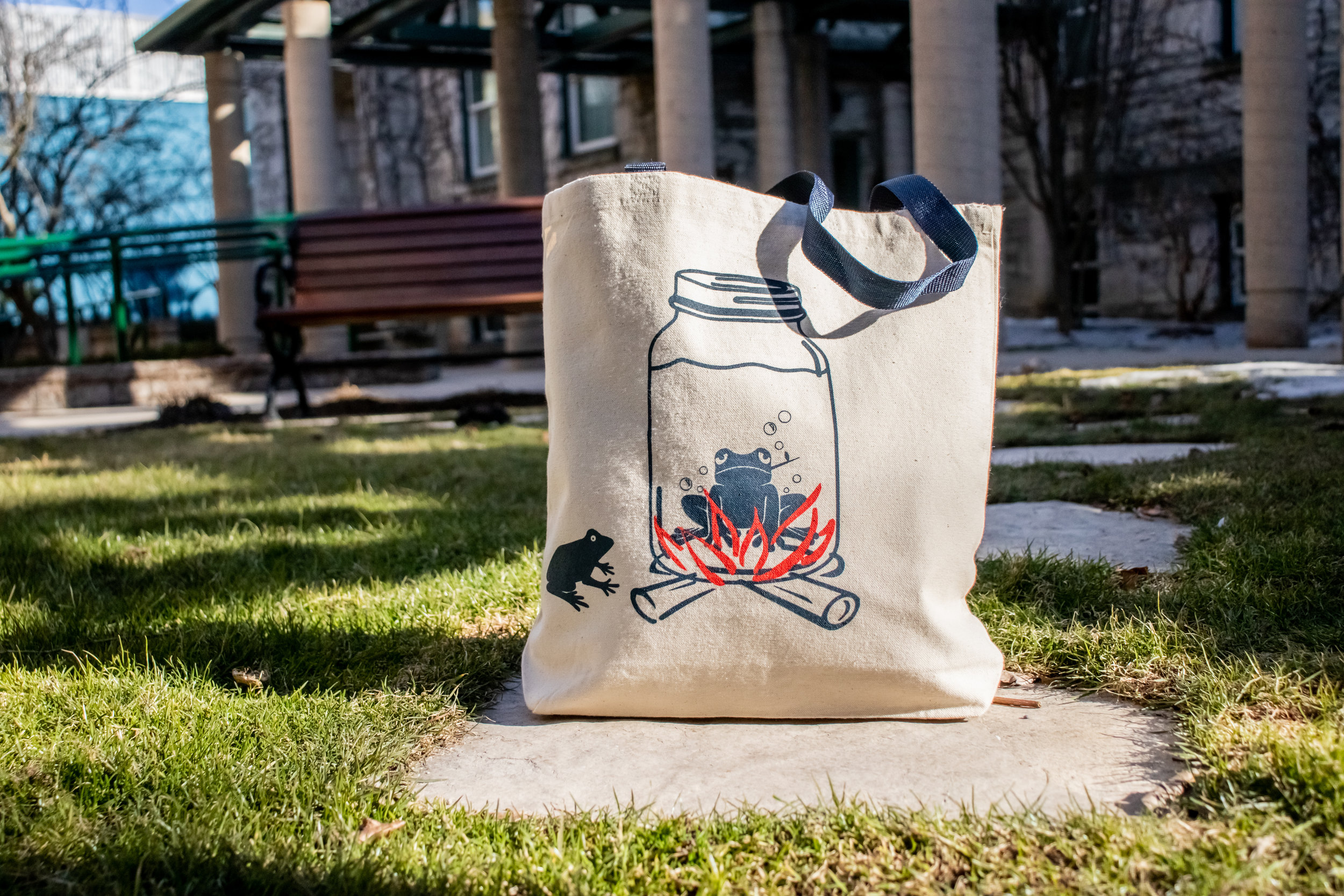 The Community Company : Andrew's Tote Bag 2