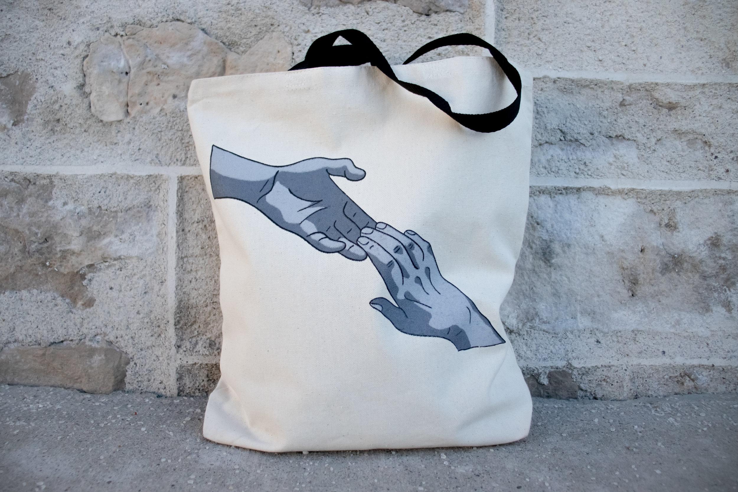 The Community Company : Hawke's Tote Bag