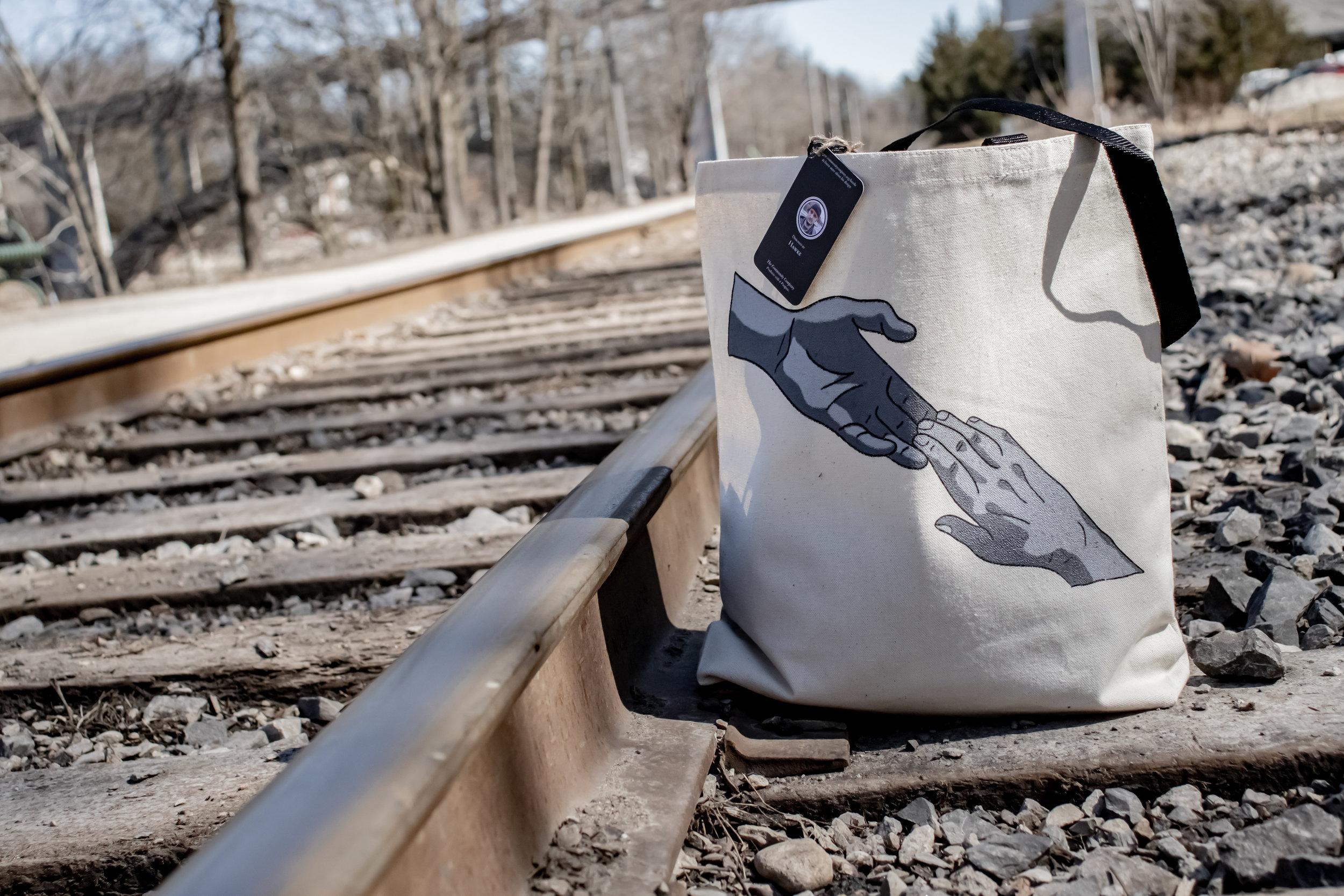 The Community Company : Hawke's Tote Bag 2
