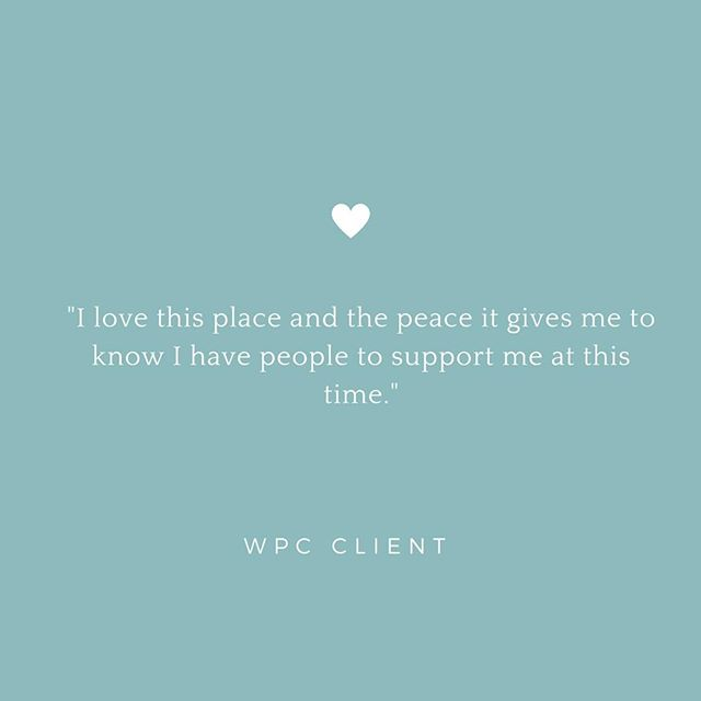 We believe every woman deserves support throughout her entire pregnancy. At WPC, we want to provide encouragement to each woman that comes in our door. That support can look like a listening ear, information on abortion, or free parenting classes for those interested. Call us today at (352) 629-2811 to set up an appointment!