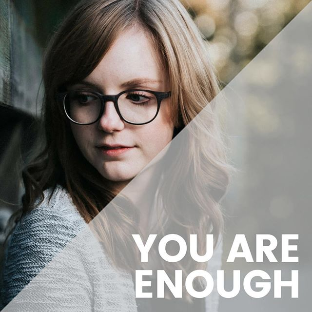 """Don't give anyone the power to make you feel like you're not good enough. It doesn't matter how many times someone has said you can't, you can keep going. In the words of Eleanor Roosevelt, """"No one can make you feel inferior without your consent."""""""