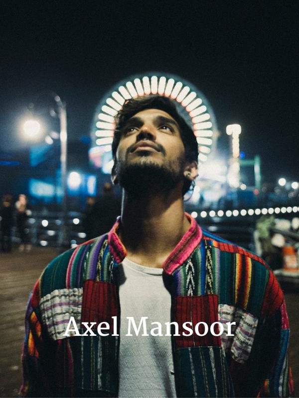 Axel Mansoor