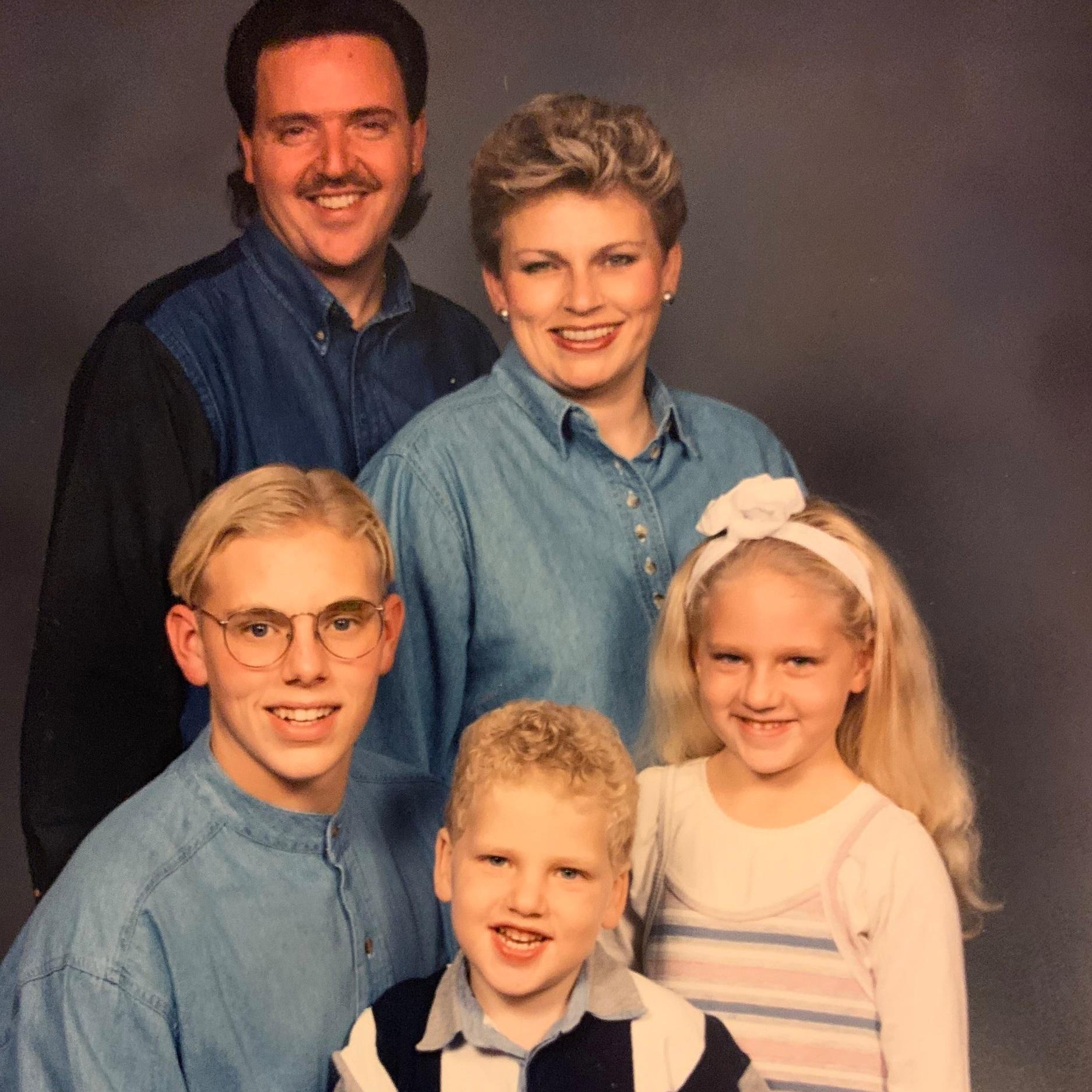 Kat Cunning Family