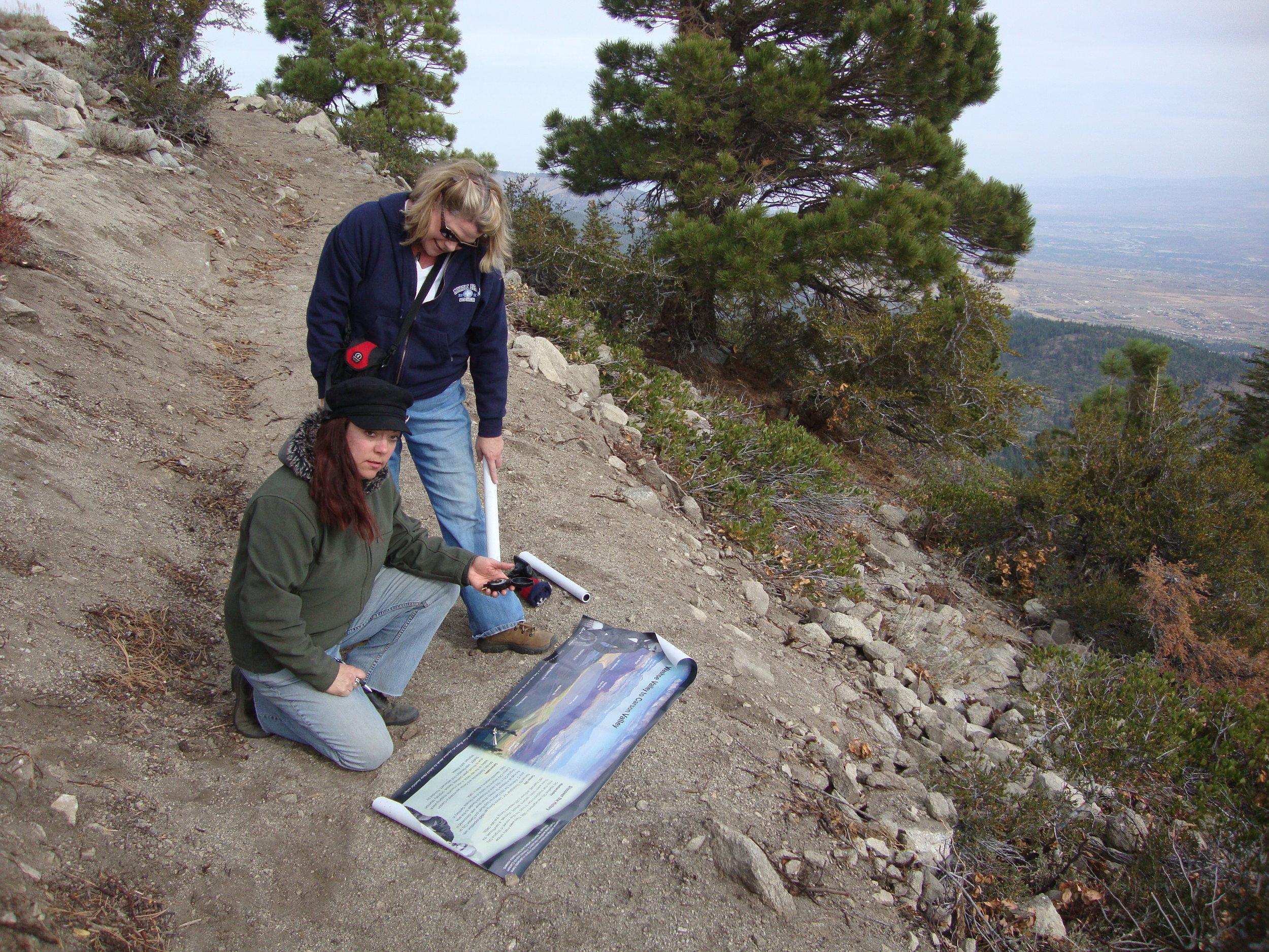 Slide Mountain2Me&Bobbi.jpg