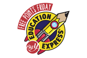 Education Express is a Family Program to help our local schools get FREE, much needed supplies & equipment!